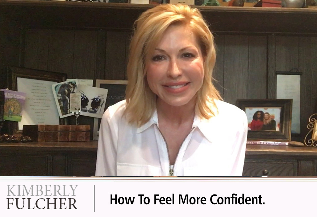 How to feel more confident.