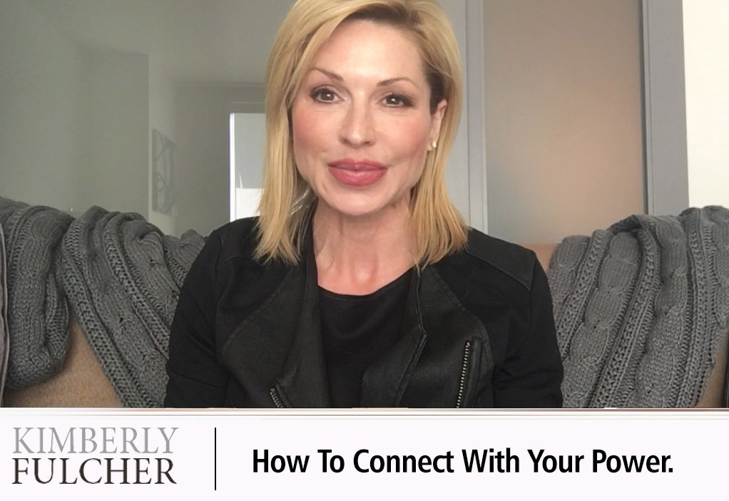 How To Connect With Your Power