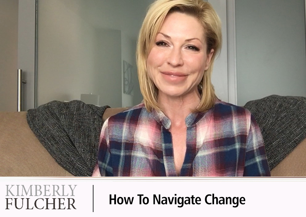 How To Navigate Change