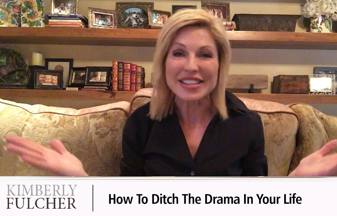 How To Ditch The Drama In Your Life