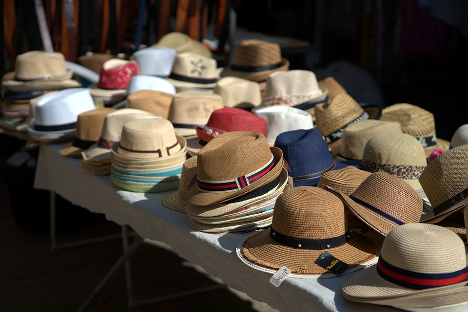 So many hats, so little headspace.